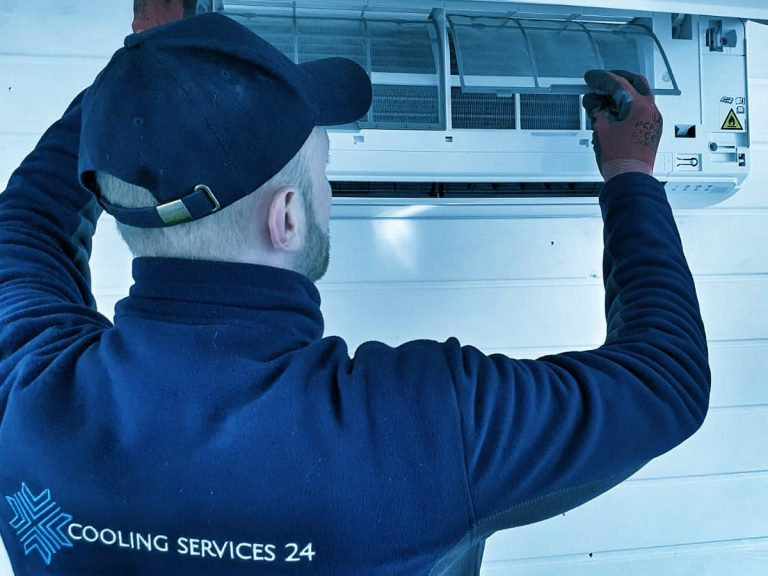 Air conditioning installation for a returning client in London