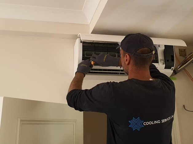 coolingservices24 installing air conditioning